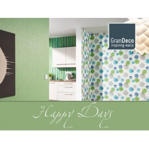 Обои Grandeco Happy Days