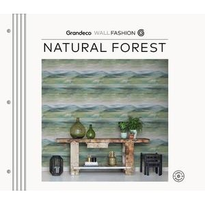 Обои Grandeco Natural Forest