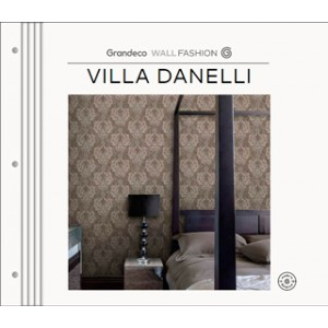 Обои Grandeco Villa Danelli