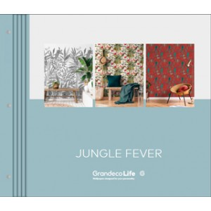 Обои Grandeco Jungle Fever