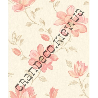 На фото Обои Pastel Florals PS-06-02-5 Grandeco